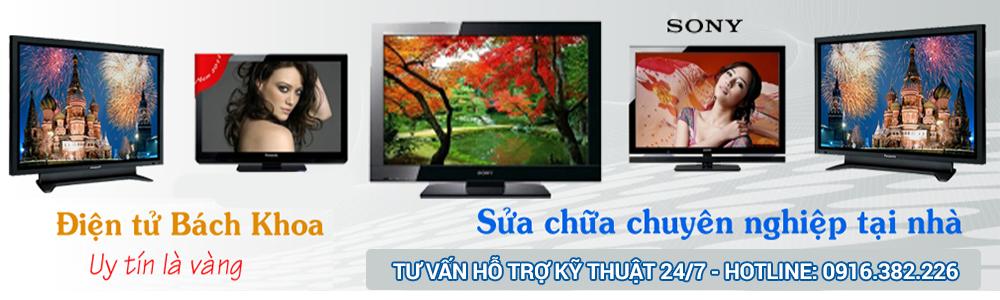 Sửa Chữa TiVi Tại Nhà Trần Điền