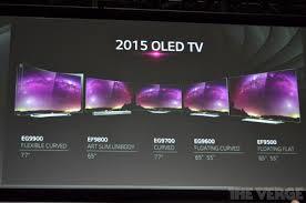 TV OLED 4K có thể cong, phẳng tùy ý