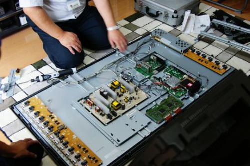 Sửa Chữa TiVi Tại Nhà Ở Thái Hà