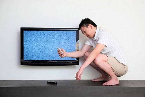 Tivi có hình nhưng không có tiếng