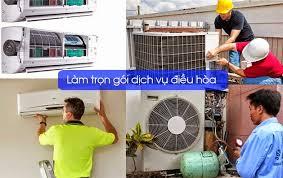 Bảo dưỡng điều hòa tại nhà Linh Nam