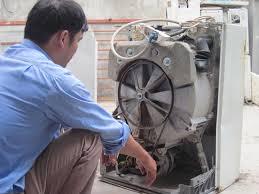 Bảo Dưỡng Máy Giặt Tại Nhà