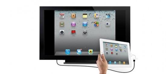 Chia sẻ 4 cách kết nối iPad với tivi