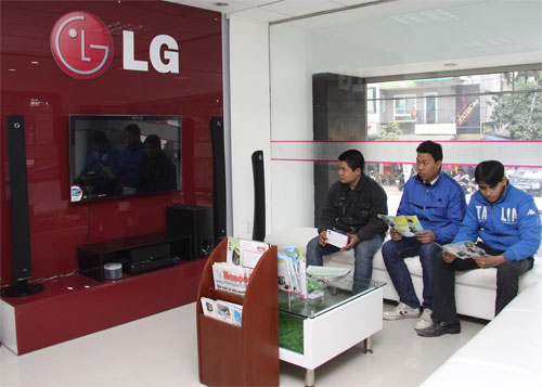 Trung tâm dịch vụ bảo hành, Sửa chữa tivi LG