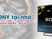 Trung tâm dịch vụ bảo hành Sửa chữa tivi Sony