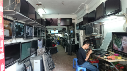 Cách sửa tivi mất nguồn