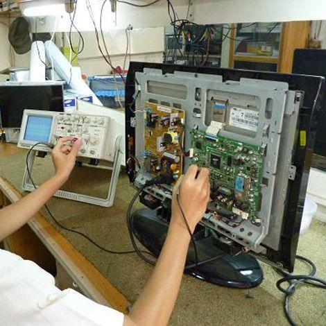 Hướng dẫn kỹ thuật sửa chữa tivi LCD đời mới phần 5