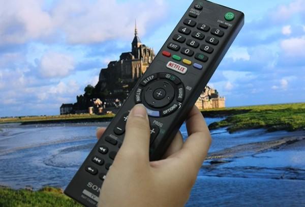 Hướng dẫn cập nhật phần cho Internet tivi Sony W650D