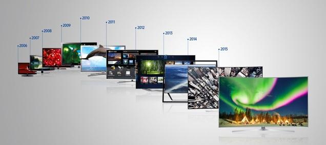 Cột mốc 10 năm dẫn đầu thị trường toàn cầu của TV Samsung