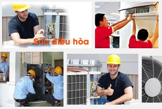 Sửa điều hòa tại nhà Cầu Diễn