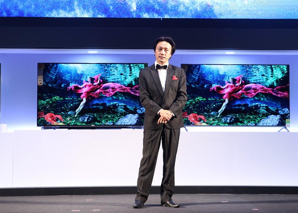 Sự ra mắt mới của dòng tivi UlTra HD Premium Panasonic tại Việt Nam