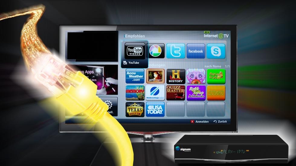 Truyền hình giao thức Internet ( IPTV, OTT) sẽ là xu hướng trong tương lai ở nước ta