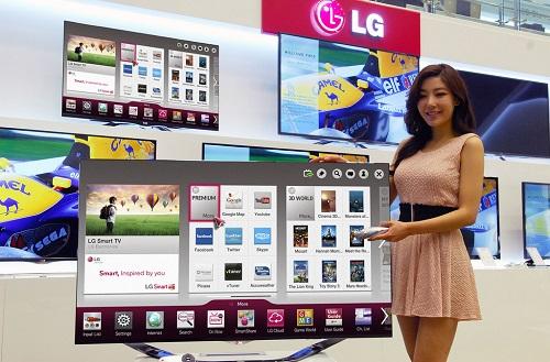 Kiểm tra thông tin bảo hành tivi LG
