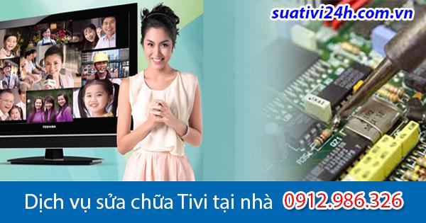 Sửa TiVi Tại Nhà Hàng Bột