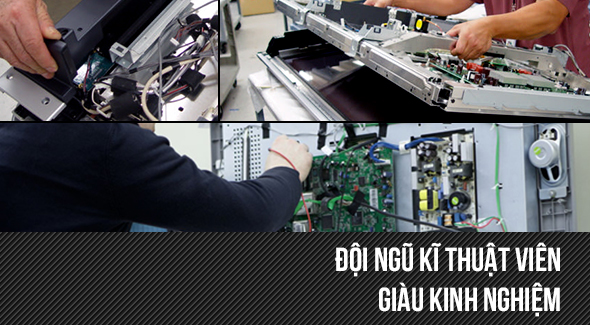 Trung Tâm Sửa TiVi Panasonic Ở Đâu?