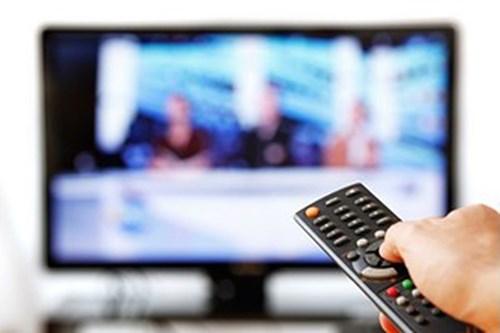 Ngắt điện tivi khi không sử dụng