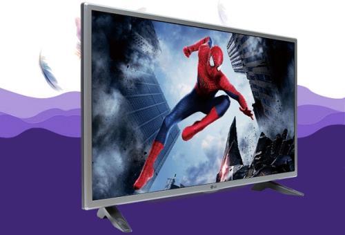 Giá tham khảo Smart Tivi LG 32LH591D: 6.790.000 đồng.
