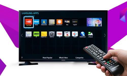 Giá tham khảo Smart Tivi Samsung 32J4303AK: 5.990.000 đồng.