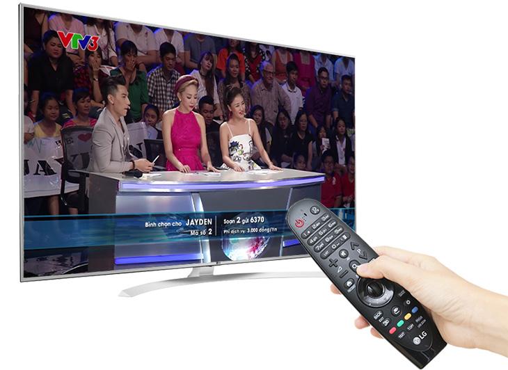 5 câu hỏi thường gặp nhất khi sử dụng tivi LG