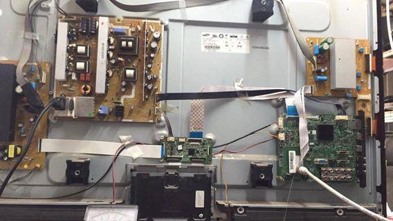 Sửa tivi tại nhà quang trung