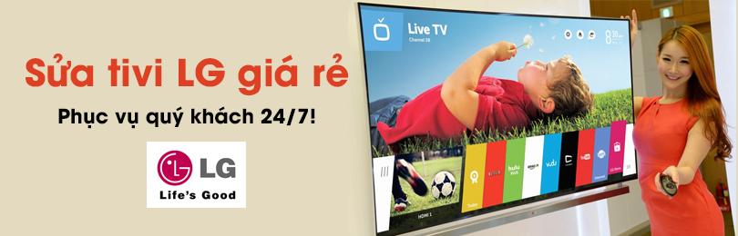 Sửa TiVi LG Tại Nhà