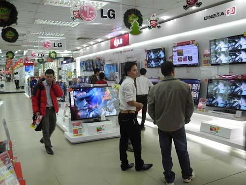 Sửa tivi tại nhà Kim Văn