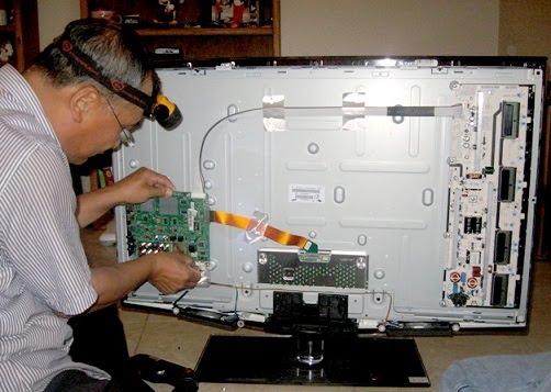 Dịch vụ sửa chữa tivi tại nhà uy tín chuyên nghiệp Hà Nội