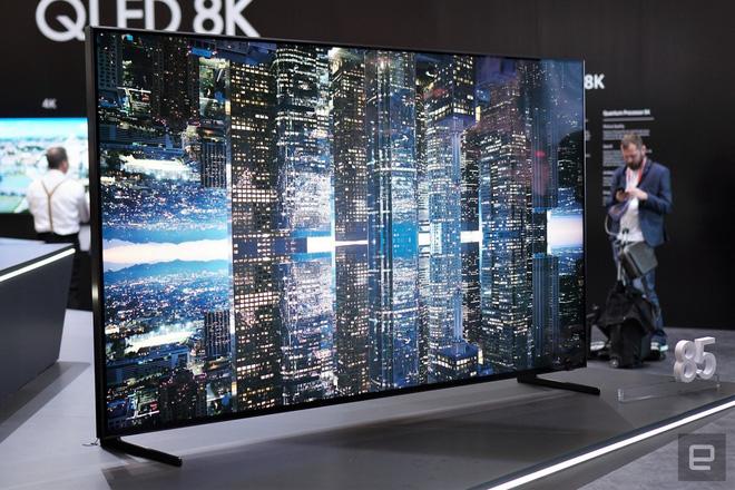 Vừa áp dụng chiến lược mới, Samsung đã đánh bại LG và Sony trên phân khúc TV cao cấp tại thị trường Mỹ