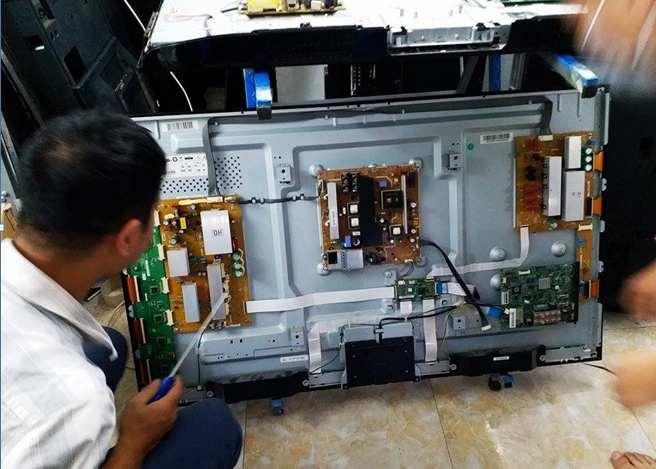 Cách Sửa Cao Áp TiVi Hư Hỏng Tại Nhà