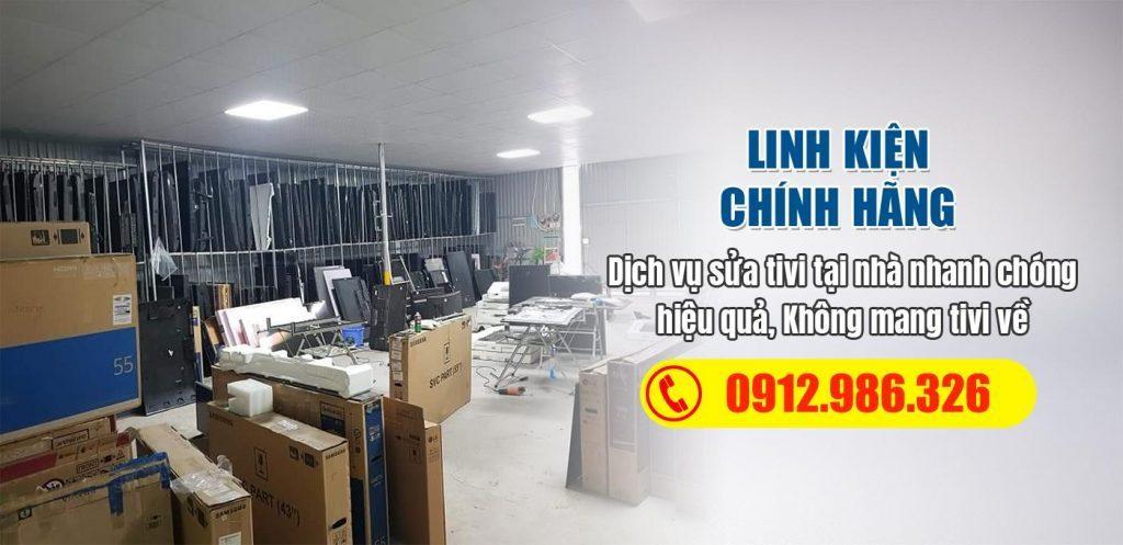 Trung Tâm Bảo Hành Sửa Chữa Tivi 4K, 8K Tại Hà Nội