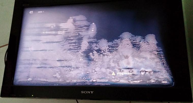7 lỗi hỏng hóc thường gặp ở tivi LED và cách khắc phục nó