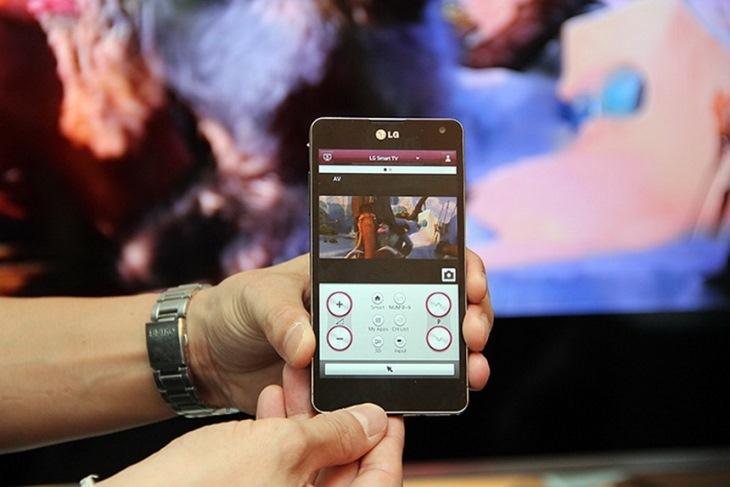 9 Phương pháp để kết nối điện thoại Android với tivi Lg dễ dàng đơn giản. 2. Dùng ứng dụng LG TV Remote