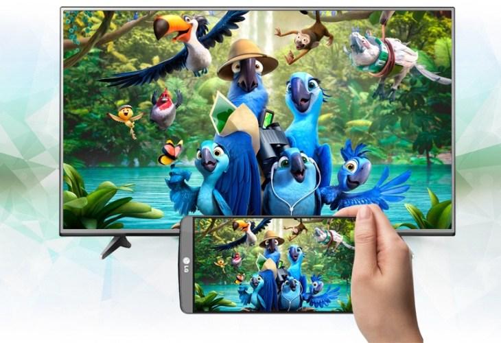 6. Chiếu màn hình bằng WiDi (Wireless Display)