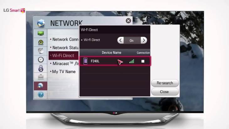 7.Kết nối qua Wi-Fi Direct