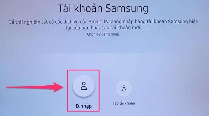 Cách tải các ứng dụng trên Smart tivi Samsung 2019