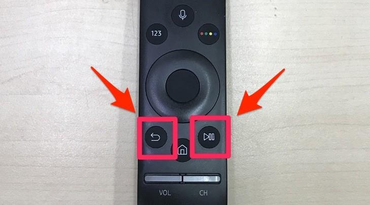 Cách kết nối remote thông minh vớitivi Samsung