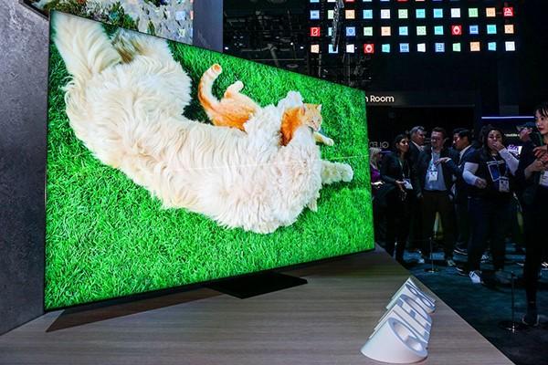 Tivi 8K QLED Samsung Q950TS